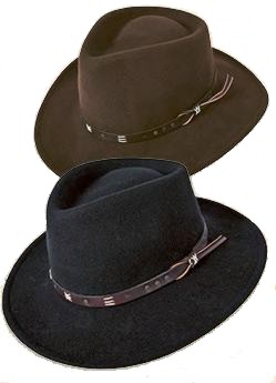 Cowboy hat Made in USA i Tanges Magasin